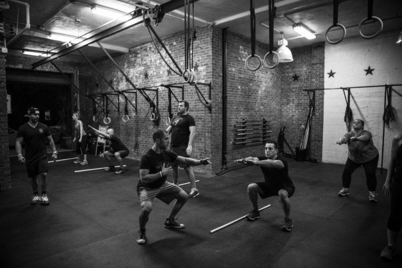 Упражнения для кроссфита