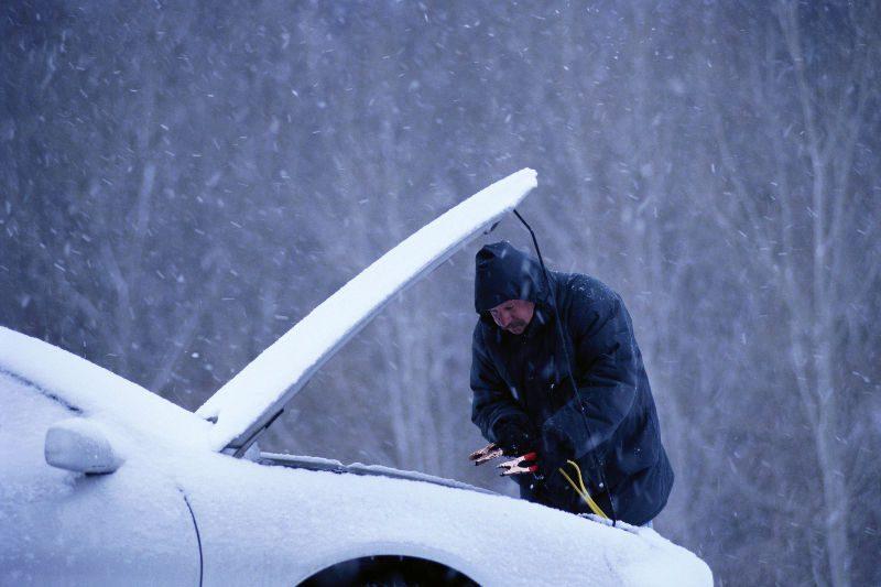 Почему машина не заводится в сильный мороз