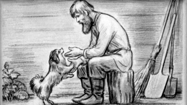 Почему Герасим утопил Муму