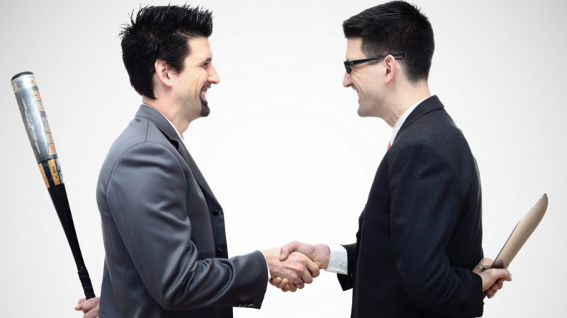 риски сотрудничества