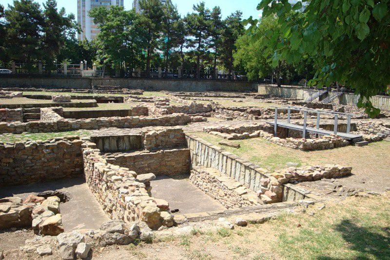 туристические места в Анапе