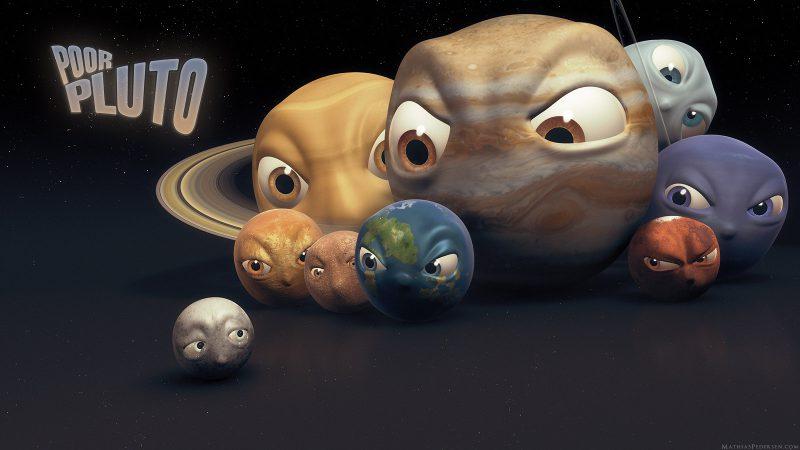 бедный плутон