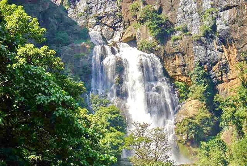 Водопад Девон-Фолс