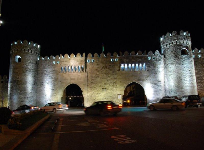 Шемахинские ворота