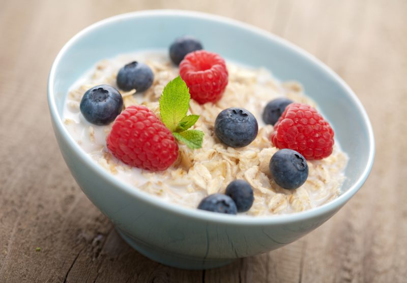 Рацион для снижения холестерина