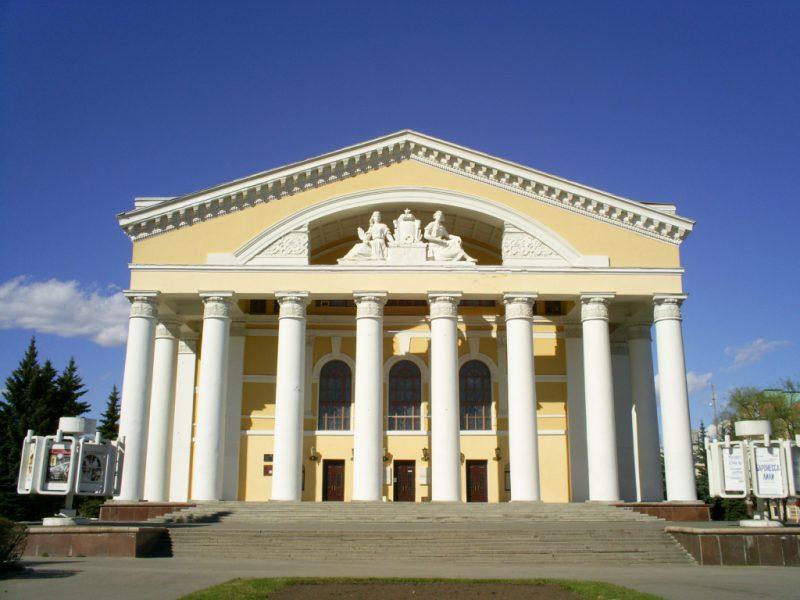 Театр драмы имени Шкетана