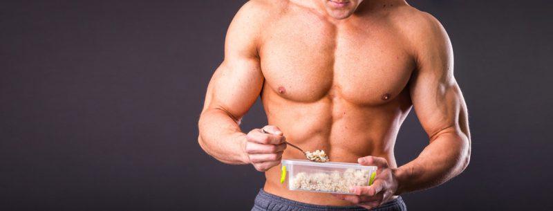 Составление правильного питания для мужчины
