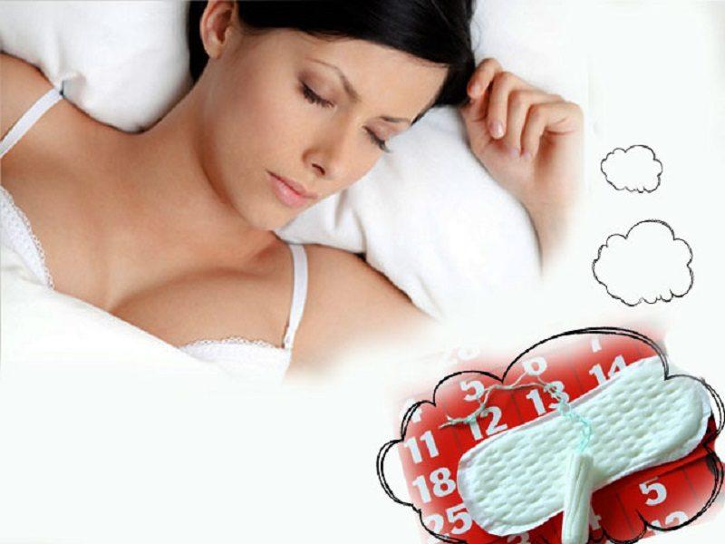 сны о менструации