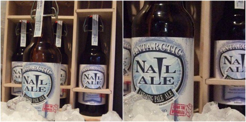 1 место Antarctic Nail Ale
