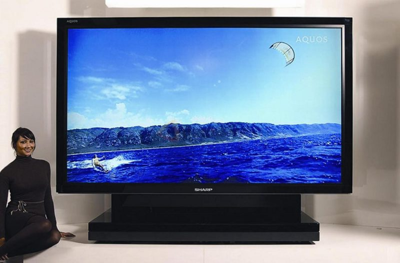 Sharp LB-1085 LCD TV