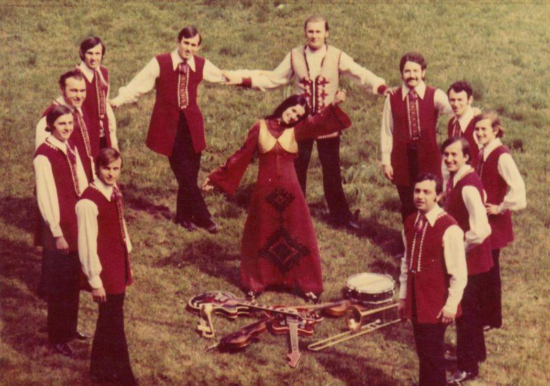 Группа Червона Рута фотосессия