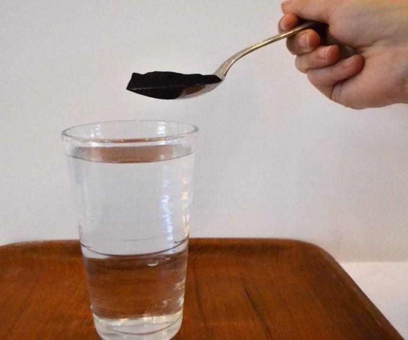 Как принимать активированный уголь при похудении