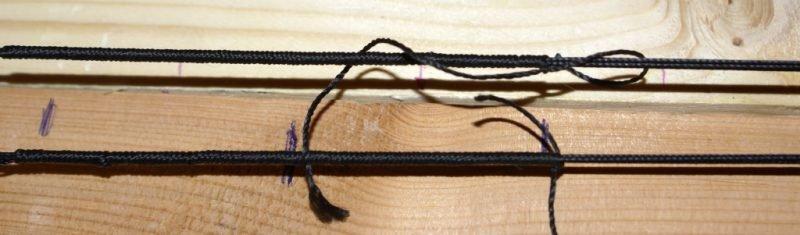 плетем тетиву