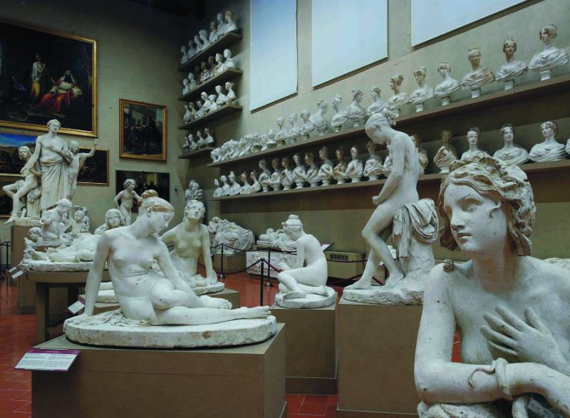 Галерея Академии изящных искусств