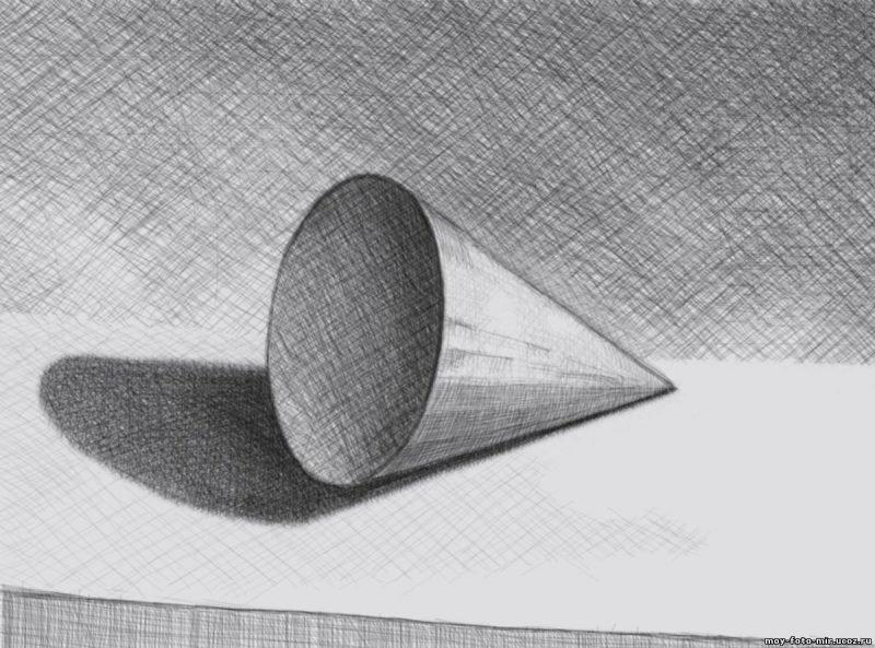 как сделать конус из бумаги своими руками