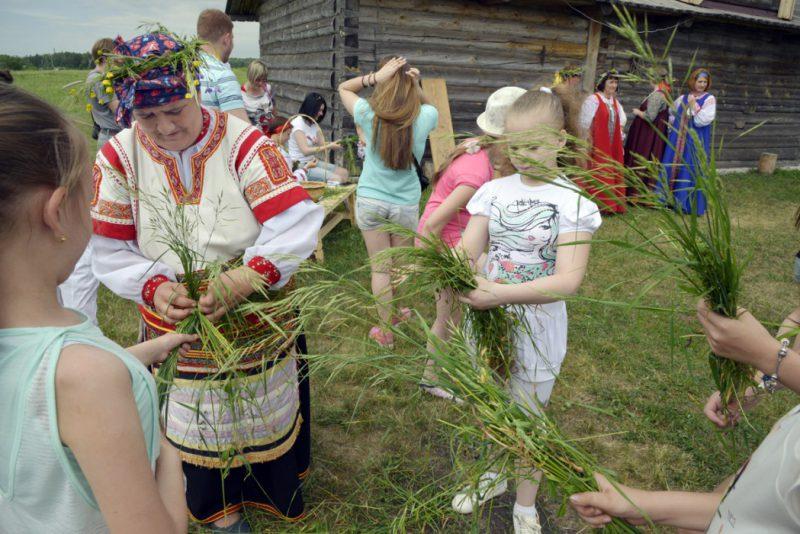 Народный праздник 8 августа