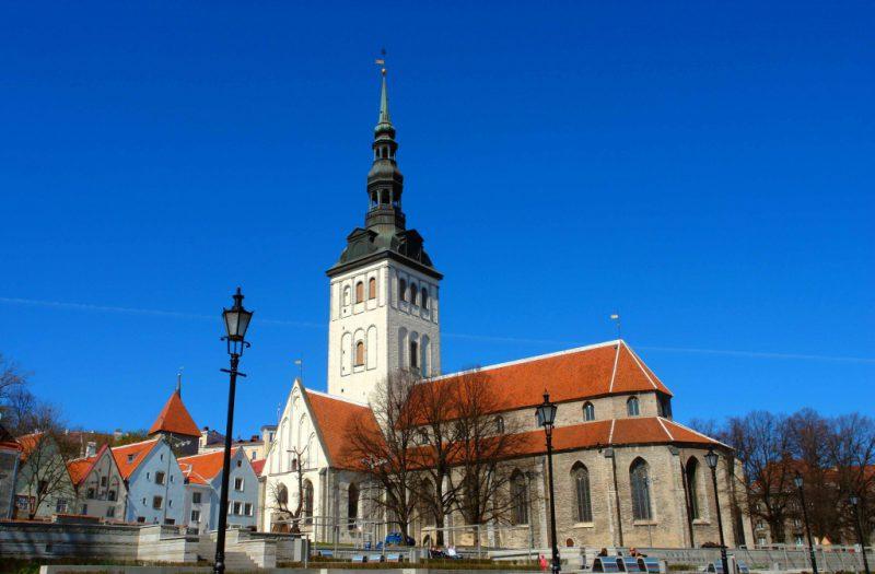 Церковь Нигулисте