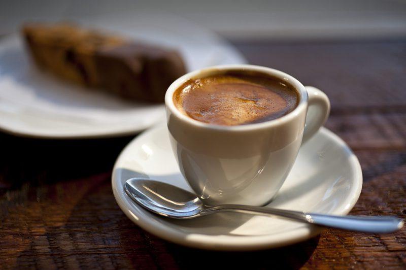 Оптимальное время для кофе