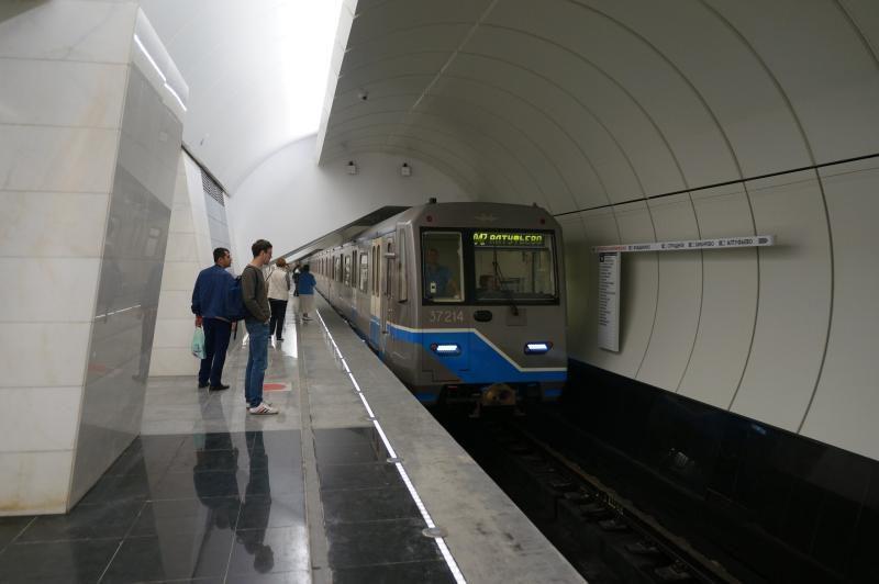 когда открывается метро