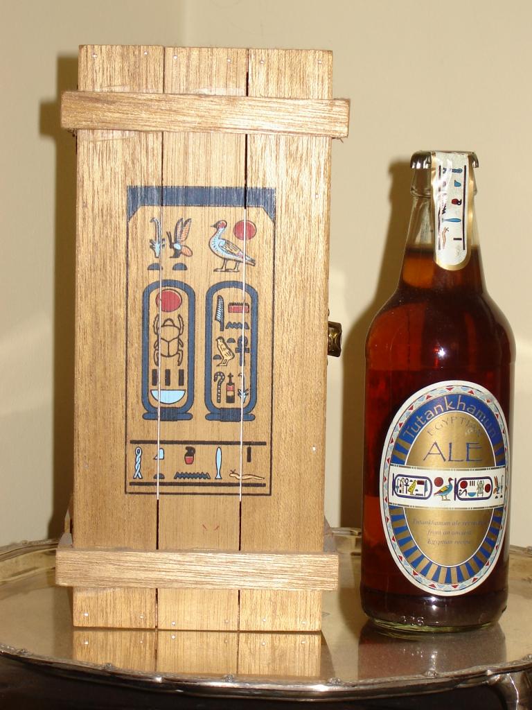 8 место Tutankhamun Ale
