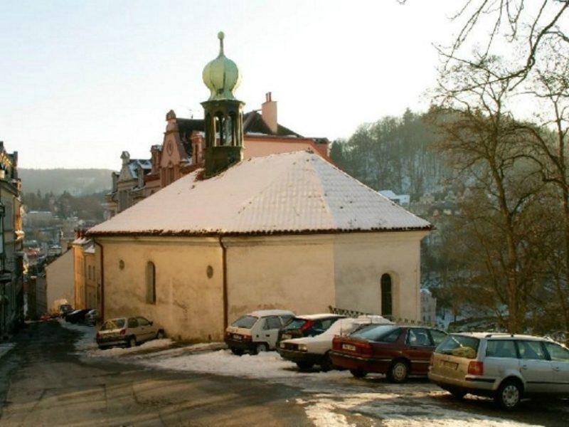 Кладбищенский костел Святого Андрея