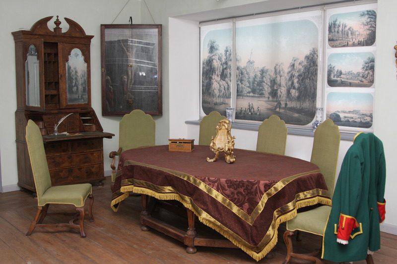 Дом-музей Петра I