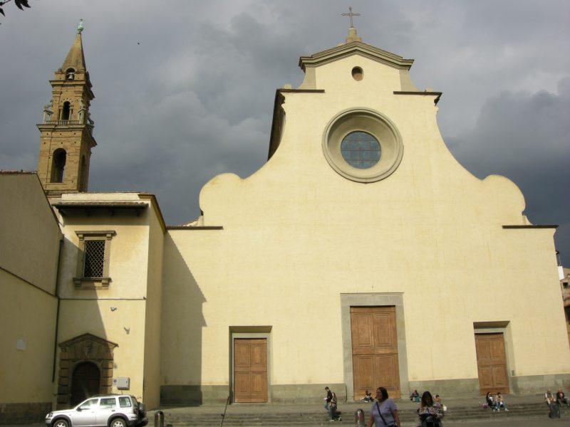 Базилика Санто-Спирито
