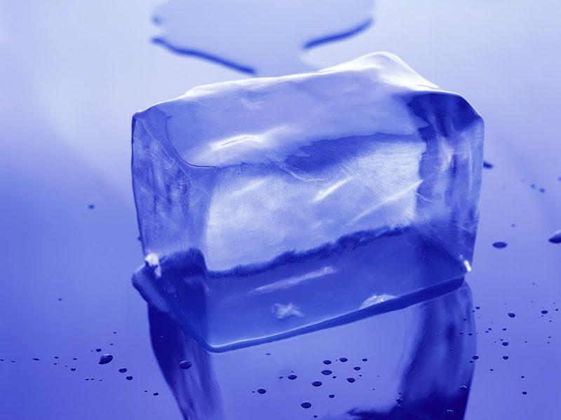 1 куб воды