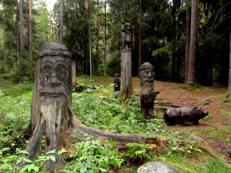 Музей-заповедник «Ялкала»