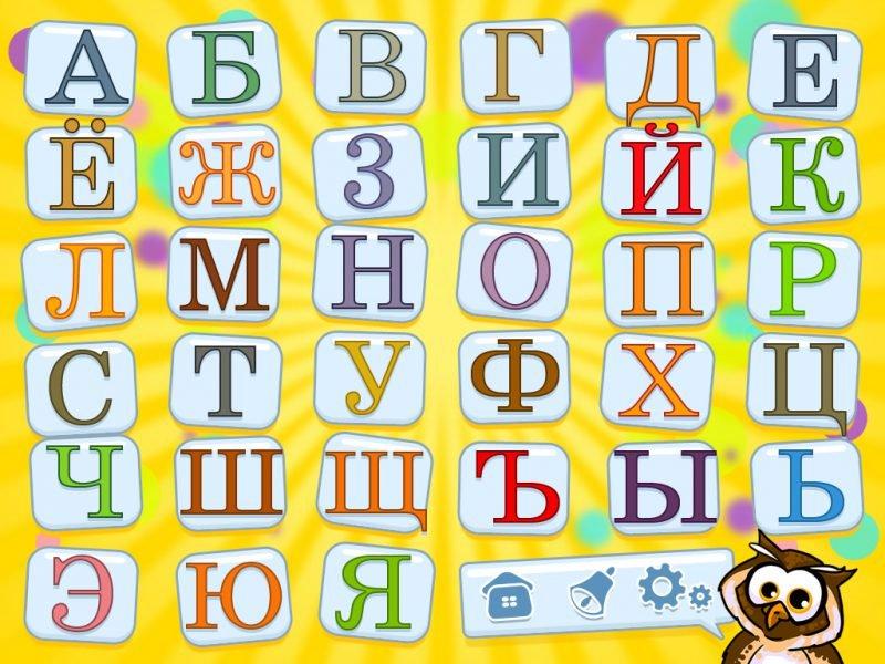 Сколько букв в русском