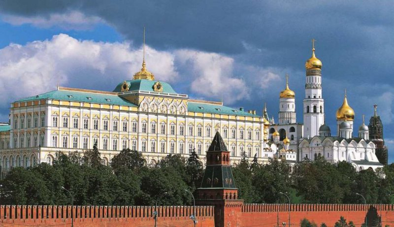 Резиденции Путина