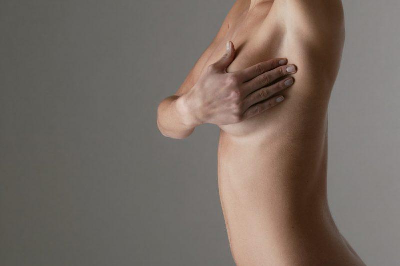 зуд левой груди