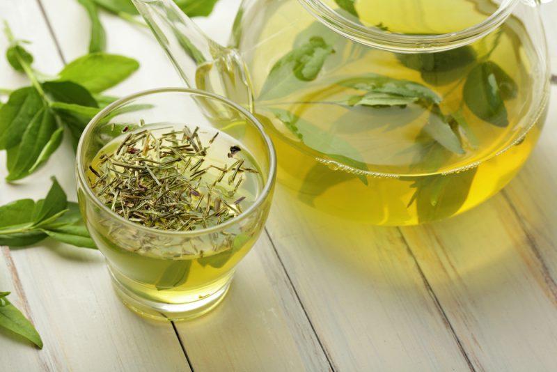 Вред от употребления зеленого чая
