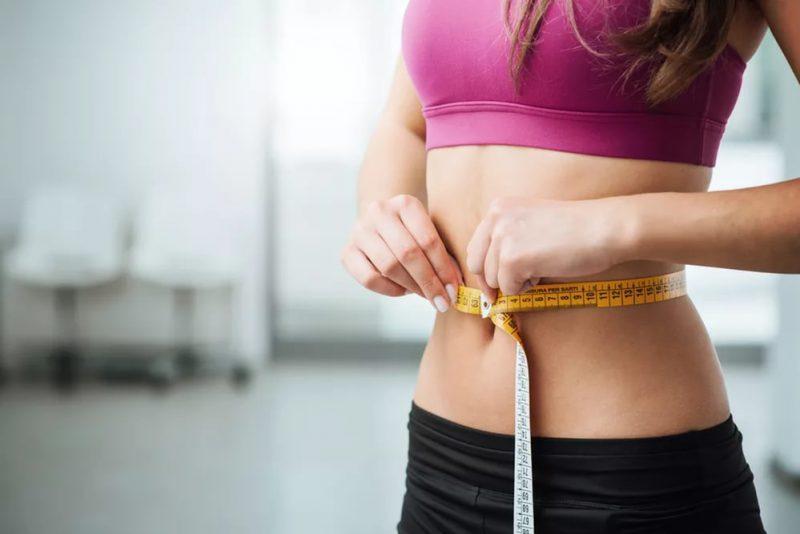 Как похудеть в животе быстро?