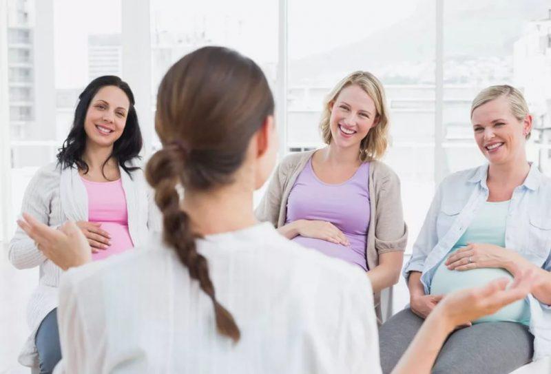 Остеопат для беременных и молодых мам