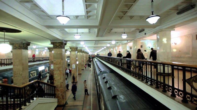 когда начинает работать метро в Москве