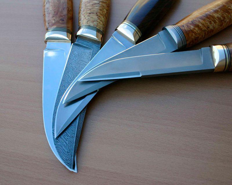 Как точить ножи?