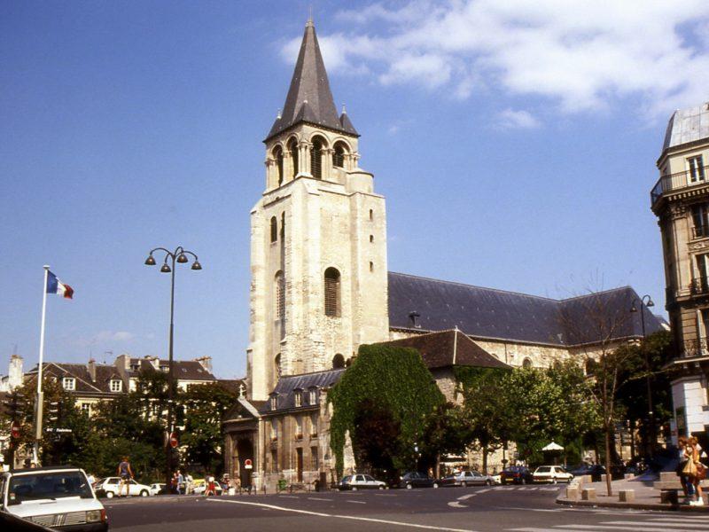 Церковь Сен-Жермен