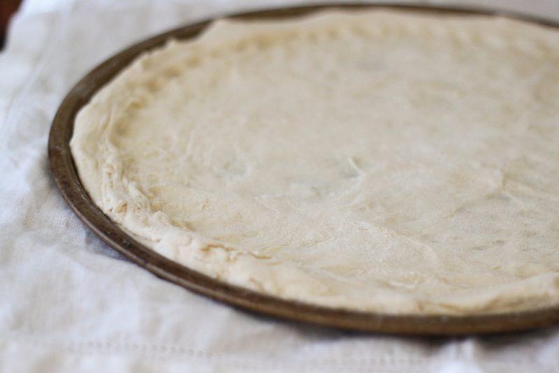 как сделать тесто для пиццы в домашних условиях