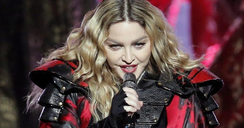 сейчас лет Мадонне