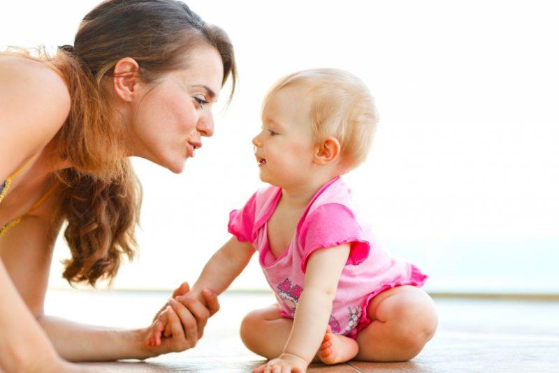 обучение ребенка речи