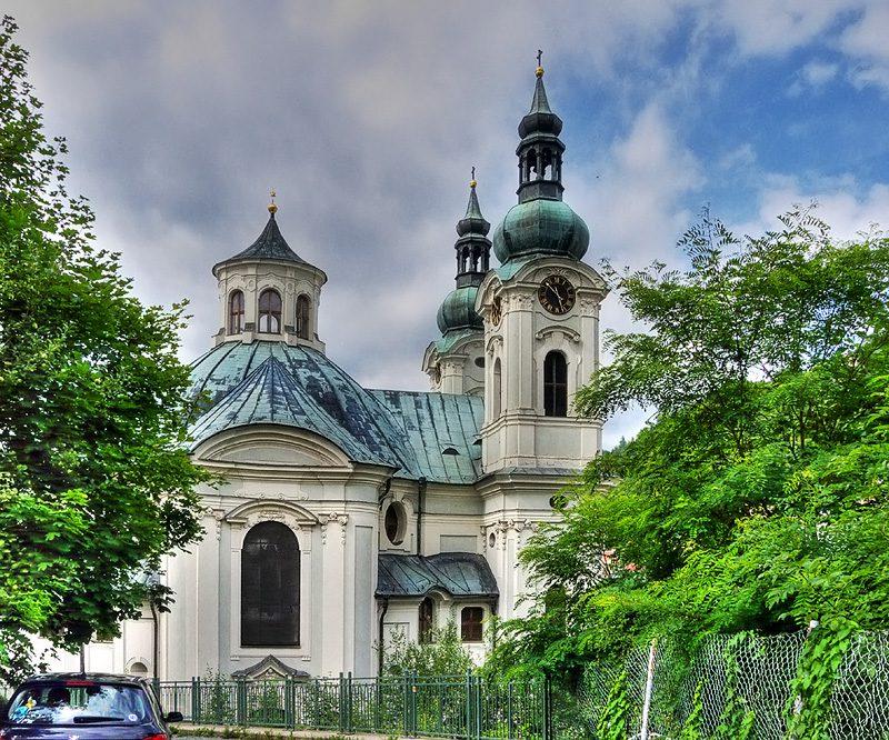 Костел Святой Марии Магдалены