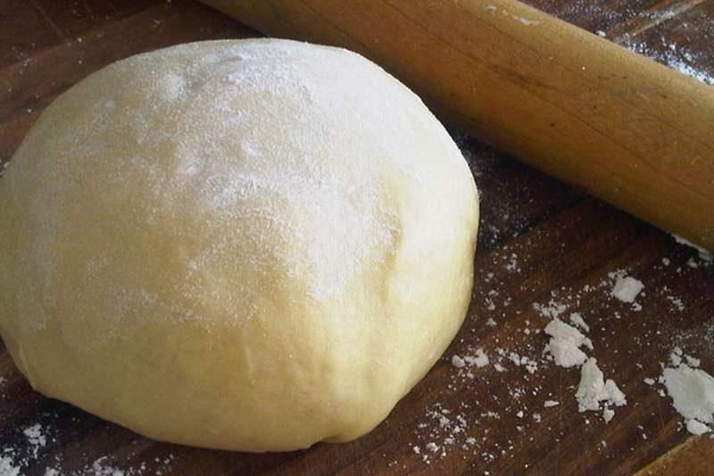 Тесто на пельмени