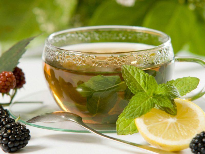 Зачем пить зеленый чай