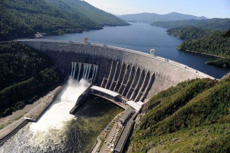 Саяно-Шушенская гидроэлектростанция имени П. С. Непорожнего