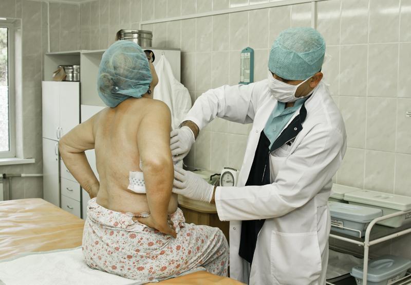 Диагностика мастопатии молочных желез