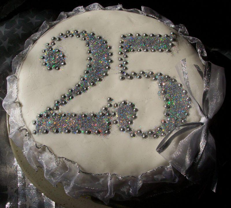 25 лет - какая свадьба  отмечается в этот день?