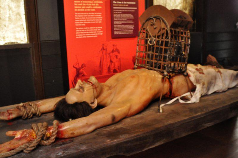 Самые жестокие пытки в истории человечества