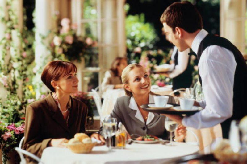 нормы этикета в ресторане