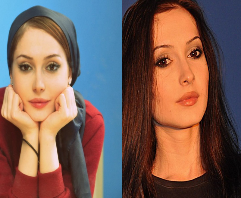 Амина Хакишева
